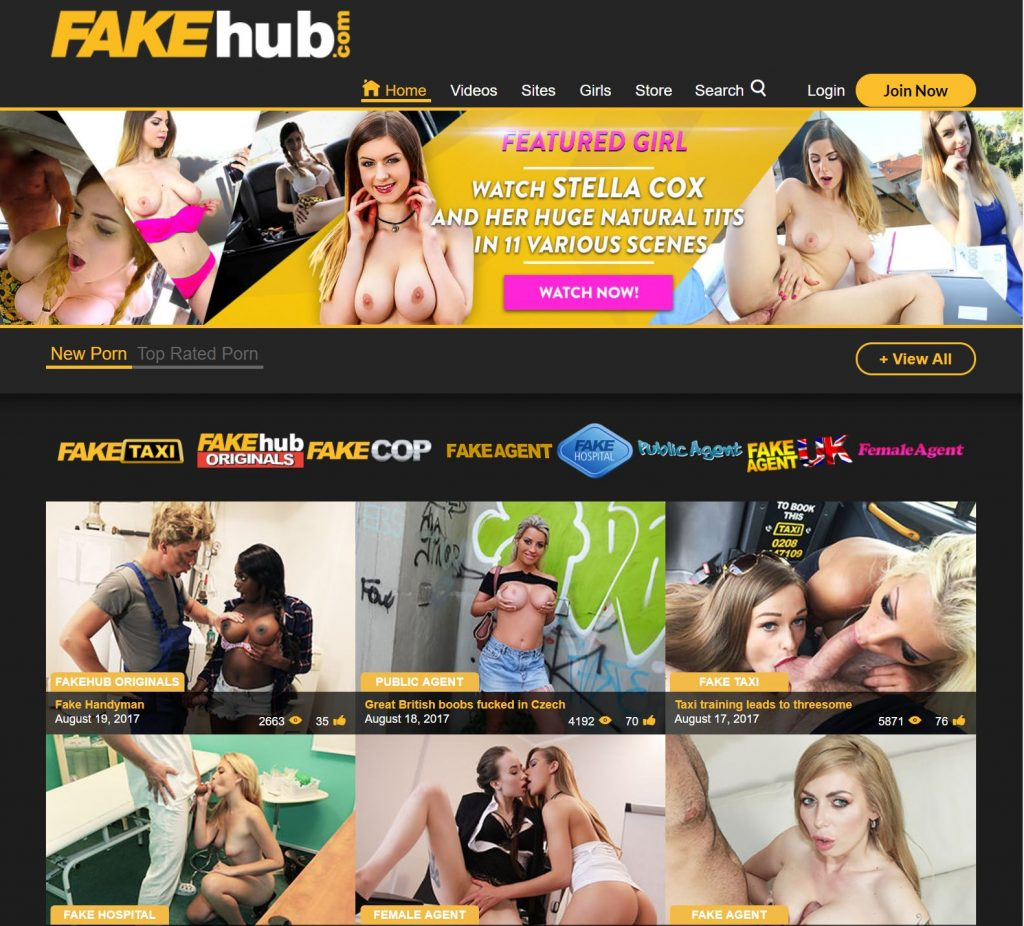FakeHub Premium Accounts