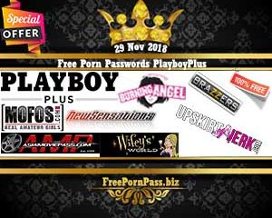 29 Nov 2018 Free Porn Passwords PlayboyPlus