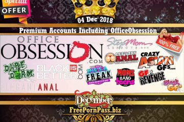 04 Dec 2018 Premium Accounts Including OfficeObsession