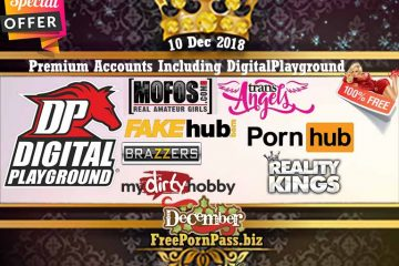 10 Dec 2018 Free Porn Premium Accounts Including DigitalPlayground