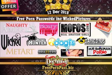 12 Dec 2018 Free Porn Passwords inc WickedPictures