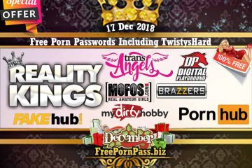 17 Dec 2018 Free Porn Premium Accounts Including RealityKings