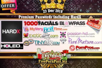 23 Dec 2018 Premium Passwords including HardX