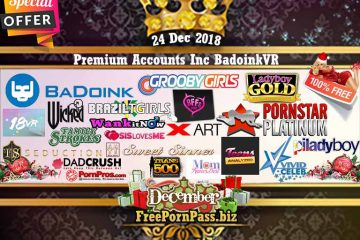 24 Dec 2018 Premium Accounts Inc BadoinkVR