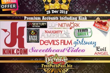 28 Dec 2018 Premium Accounts including Kink