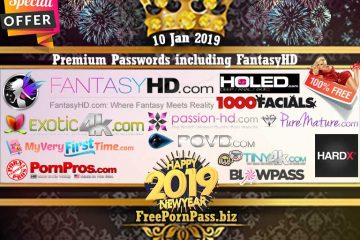 10 Jan 2019 Premium Passwords including FantasyHD