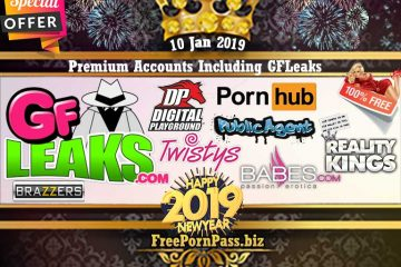 10 Jan 2019 Free Porn Premium Accounts Including GFLeaks