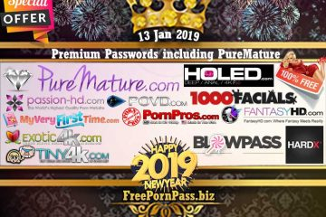 13 Jan 2019 Premium Passwords including PureMature