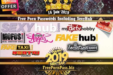 16 Jan 2019 Free Porn Passwords Including SexyHub