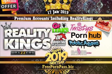 17 Jan 2019 Free Porn Premium Accounts Including RealityKings