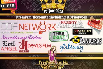 18 Jan 2019 Premium Accounts including DDFnetwork