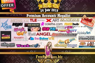 24 Jan 2019 Premium Accounts Megalist