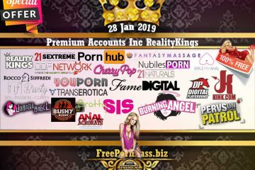 28 Jan 2019 Free Porn Premium Accounts Inc RealityKings