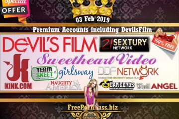 03 Feb 2019 Premium Accounts including DevilsFilm