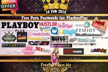 10 Feb 2019 32 Paysite Free Porn Passwords inc PlayboyPlus