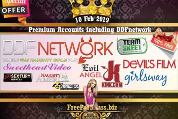 10 Feb 2019 Premium Accounts including DDFnetwork