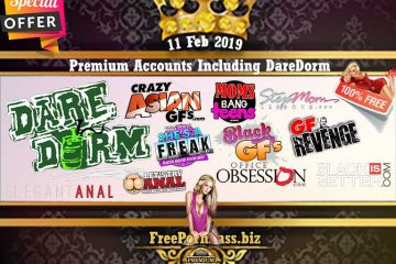 11 Feb 2019 Premium Accounts Including DareDorm