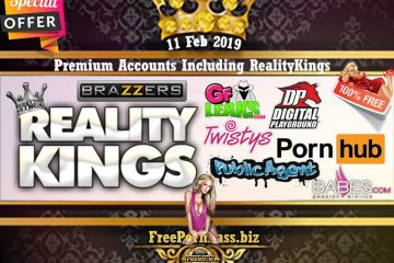 11 Feb 2019 Free Porn Premium Accounts Including RealityKings