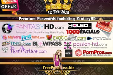 12 Feb 2019 Premium Passwords including FantasyHD