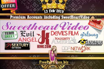 13 Feb 2019 Premium Accounts including SweetHeartVideo