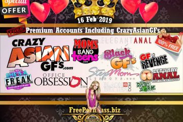 16 Feb 2019 Premium Accounts Including CrazyAsianGFs