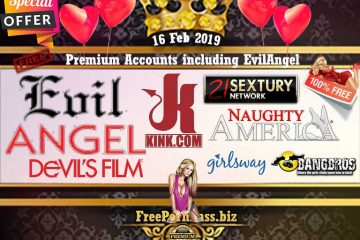 16 Feb 2019 Premium Accounts including EvilAngel
