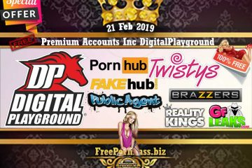 21 Feb 2019 Free Porn Premium Accounts Including DigitalPlayground
