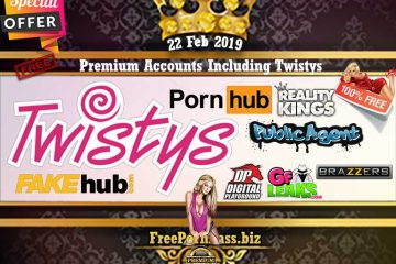 22 Feb 2019 Free Porn Premium Accounts Including Twistys