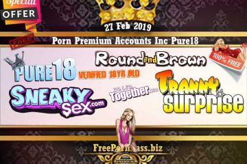 27 Feb 2019 Porn Premium Accounts Inc Pure18