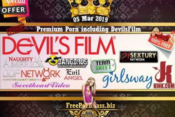 05 Mar 2019 Premium Porn including DevilsFilm