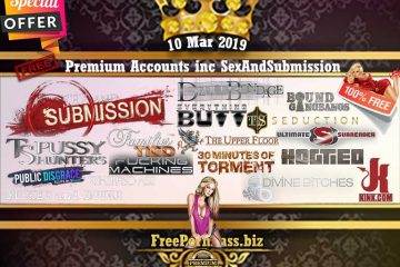 10 Mar 2019 Premium Accounts including SexAndSubmission