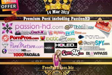 Free Premium Porn Passwords