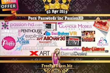 Free Porn Passwords
