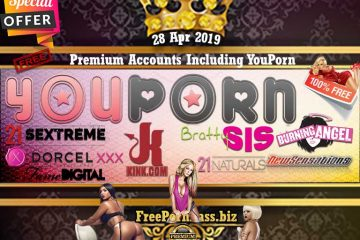 Free Premium Accounts Porn