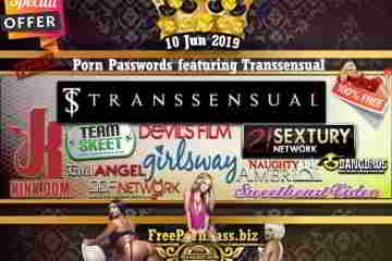10 Jun 2019 Free Porn Passwords featuring Transsensual