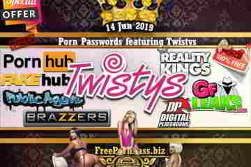 14 Jun 2019 Free Porn Passwords featuring Twistys