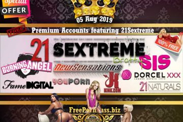 05 Aug 2019 Premium Accounts featuring 21Sextreme